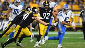 Lions strong second half not enough to take down Steelers