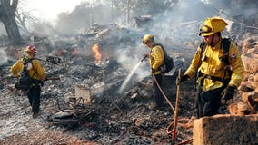 A look at 3 California wildfires: Dixie, Caldor, Cache