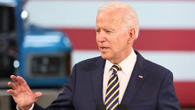 AP Fact Check: Biden oversimplifies UAW's support for boosting electric vehicle sales