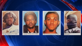 Police seek 4 after fatal shooting at Romulus liquor store