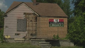 Former Inkster home of Malcolm X will be transformed into museum, community space