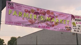 Nighttime farmer's market brings fresh produce, music, and more to Hazel Park