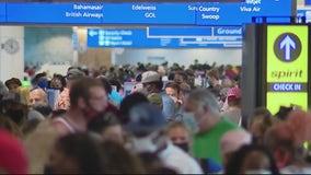 Spirit Airlines flight cancelations strand travelers at Detroit Metro Airport