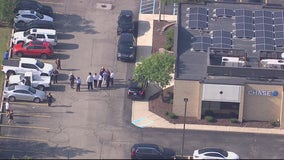 Suspect in custody after robbery at Canton Chase Bank