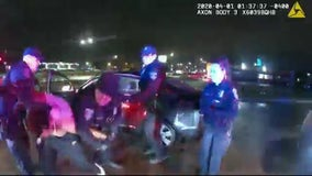 'Welcome to Taylor': Video shows police officers punching, throwing man on ground