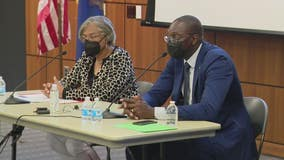 Town hall held to talk in-person learning with education, political leaders