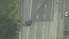 Fatal crash shuts down I-94 in Macomb County Tuesday morning