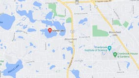 Bloomfield Township police find body of missing female that was canoing on Island Lake