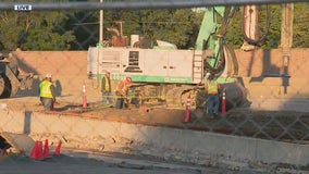 Northbound I-75 travel likely to be closed until Wednesday over sinkhole woes in Madison Heights