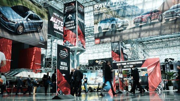 2021 New York Auto Show canceled over coronavirus fears