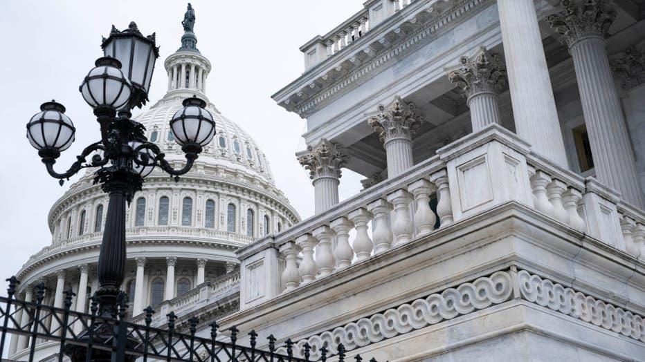 2e923c5f-Senate Prepares To Vote On Major Infrastructure Bill