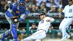 Cabrera drives in 4 runs as Tigers top Royals 5-1