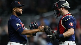 Sanó homers, Twins withstand late rally to beat Tigers 3-2