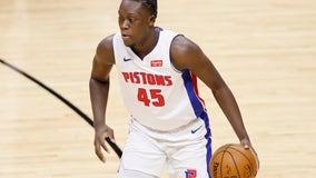 Pistons trade former 1st round pick Doumbouya to Nets
