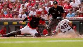 Tigers quiet Reds' bats, take series with 4-1 win