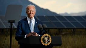 President Joe Biden pushes Build Back Better in Michigan