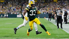 Packers dominate 2nd half, bounce back to beat Lions 35-17