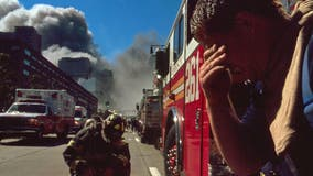 Photos of 9/11:  Scenes from terror attack left indelible memory