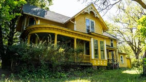 You could own this historic Novi home for $1 -- but there's a catch