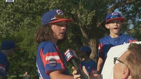 Victory parade held for Taylor North Little League World Series champs