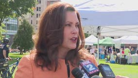 Gov. Whitmer faces tough questions after Ford takes EV plant plans out of state