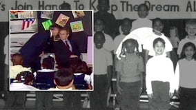 20 years later, students in classroom with President Bush describe lives shaped by Sept. 11th