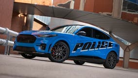 Michigan State Police to test Mustang Mach-E