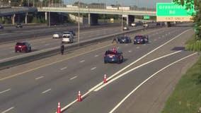 Novi man fatally shot on I-96 freeway near Greenfield; freeway back open