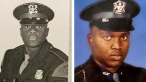 Father and son sworn to protect and serve in the Michigan State Police