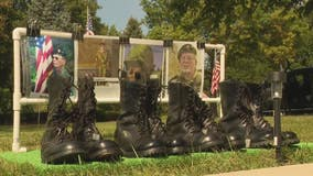 Vietnam Veterans Honor Guard holds 24-hour ceremony for POW/MIA Recognition Day in Clinton Twp