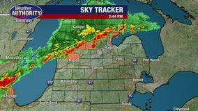 Metro Detroit Weather: Severe storms possible Tuesday