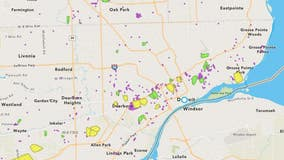 Tracking DTE outages after Southeast Michigan storms - 16K without power