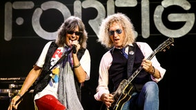 Foreigner concert at Fox Theatre rescheduled in October, won't feature orchestra