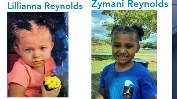 AMBER Alert issued for Lansing girls 4, 3 years old, taken by murder suspects