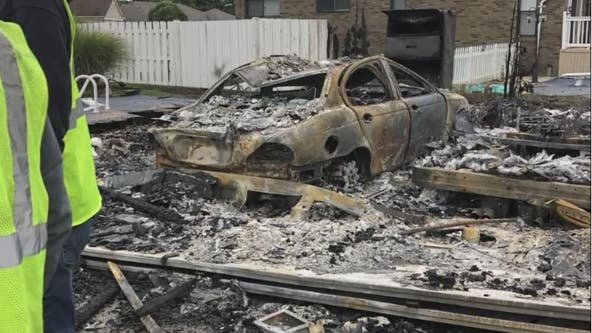 Wire burns garage while couple waits for DTE, Alice Cooper tours Eloise Asylum, missing man found dead