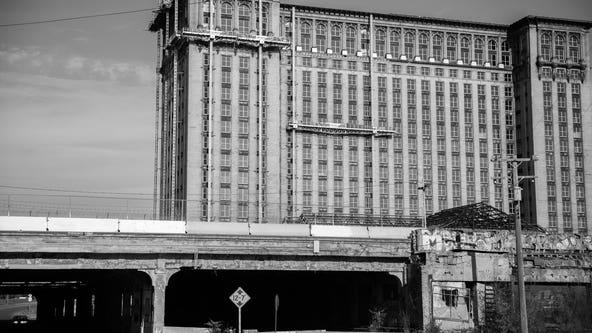 Crews find sub-basement that wasn't on original Michigan Central Station plans