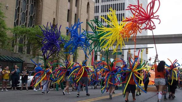 Motor City Pride returns to Detroit's Hart Plaza this weekend -- Here's what to know
