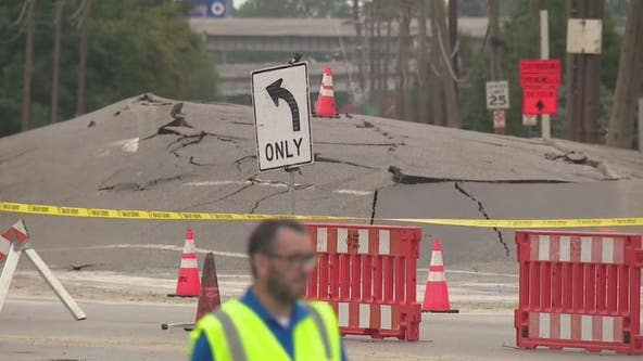 SW Detroit group calls for evacuations at buckled road, Duggan declines mayoral debate, a big blood shortage