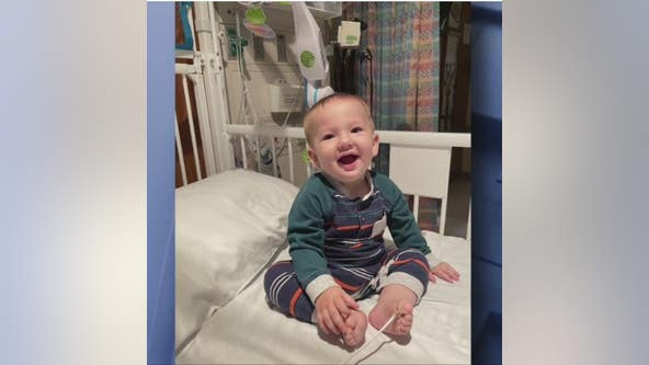 Lake Orion mom shares her baby's battle with the RSV virus