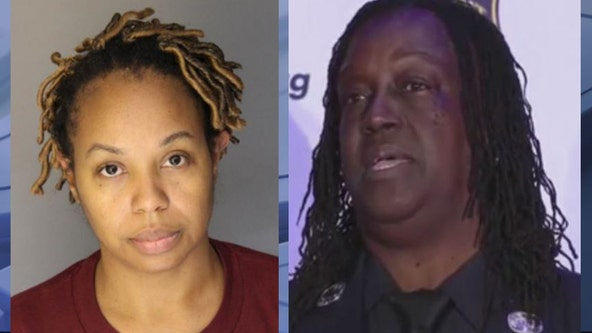 Ex-Detroit fire official accused of stealing from union is mother of wanted murder suspect
