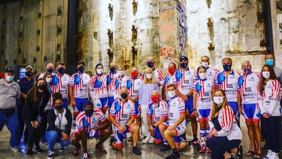 Quell foundation ride of hope