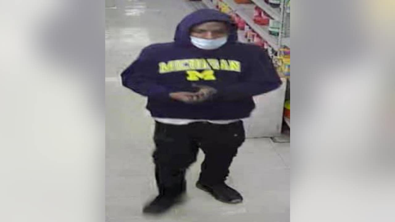 Police seek man after indecent exposure at Dearborn Heights dollar store