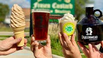 Dragonmead Brewery teams up with St. Clair Shores custard shop for pumpkin ale infused treat
