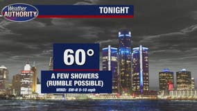 Slight chance of flooding as rain moves in next couple days