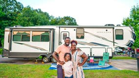 'Life is too short': Mom moves family into an RV to help pay debt, travel full time