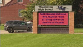 Parent arrested after allegedly threatening to shoot someone, sending Woodhaven school into lockdown
