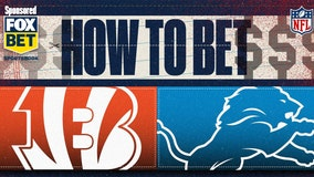 NFL odds: How to bet Bengals vs. Lions, picks, point spread, more