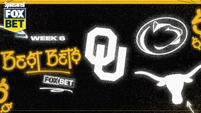 College football Week 6 odds: Bet on Penn State to cover against Iowa, and more