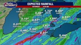 Metro Detroit Weather: Flooding a concern as heavy rain returns