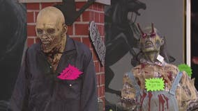 Costumes, decorations harder to come by this Halloween season